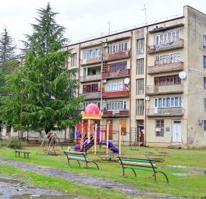 2-ком. квартира в центре Гулрыпш