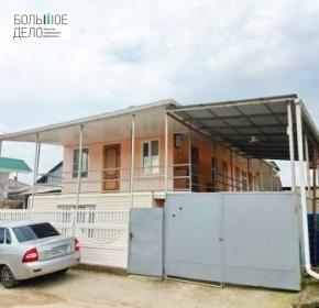 Дом для турбизнеса и проживания  п.Цандрипш
